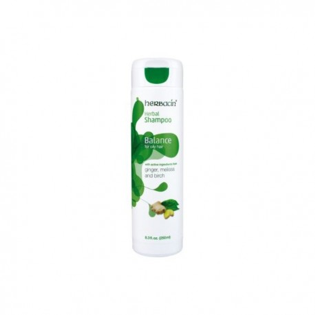 Φυτικό σαμπουάν για λιπαρά μαλλιά