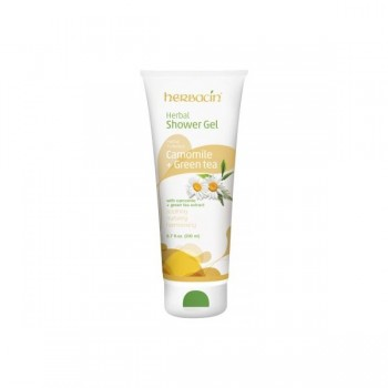 Shower gel με χαμομήλι